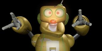 Edeot robot