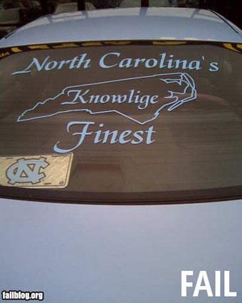 North Carolina's Knowlige Finest