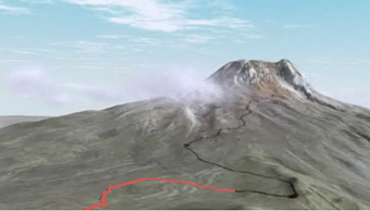 Interactive Tour of Mount Kilimanjaro
