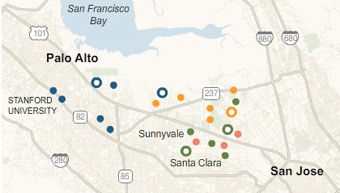 Bay Area's Niche Neighborhoods