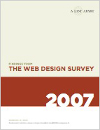 Web design survey