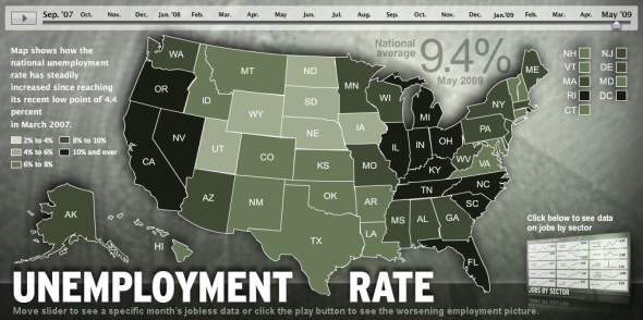 msnbc.com unemployment map