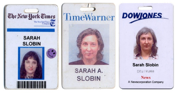 Sarah Slobin&#039;s work ids